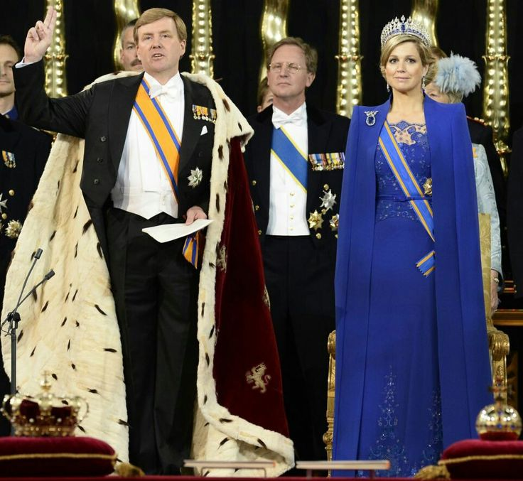 Inauguration Of King Willem-Alexander.