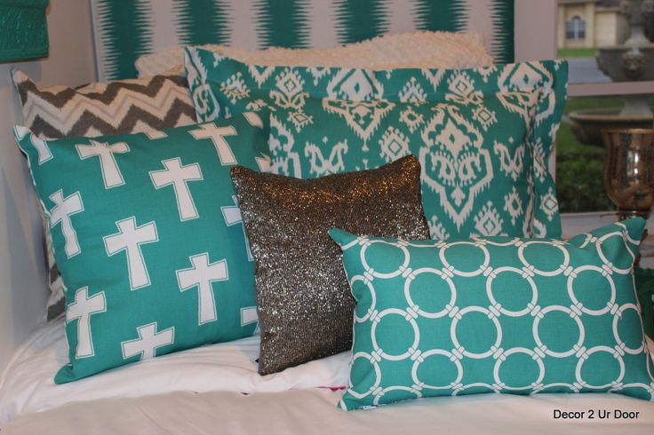 bedrooms for girls teal and silver room bedding and room d 233 cor 12833