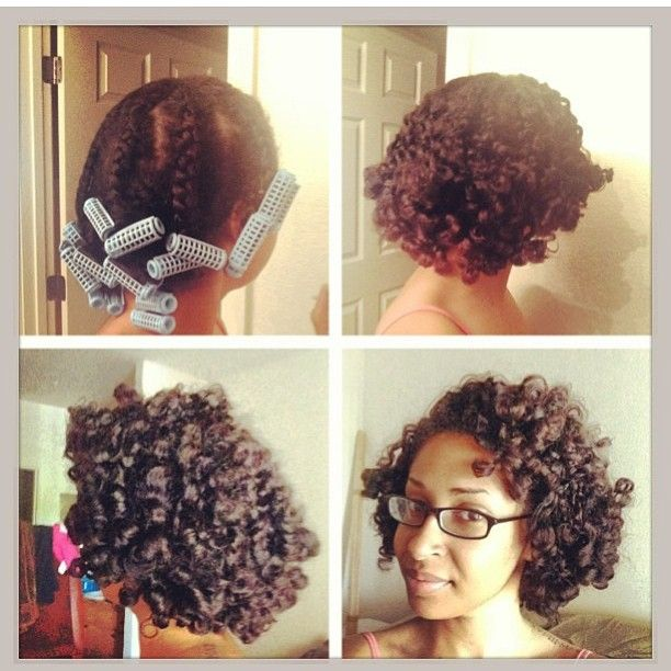 How-To-Tuesday! @Maria Canavello Mrasek Canavello Mrasek Canavello Mrasek Melnikaite-Anna shows us how she does her beautiful braid out!