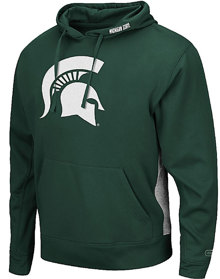 Michigan state spartans hoodie