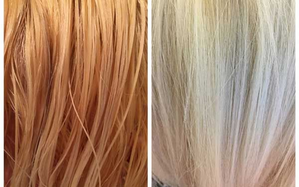 What Color Covers Orange Hair How To Fix Orange Hair Color Tone