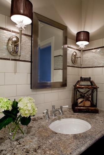 17 Best Images About Sonoma Ceramic Tile Room Scenes On