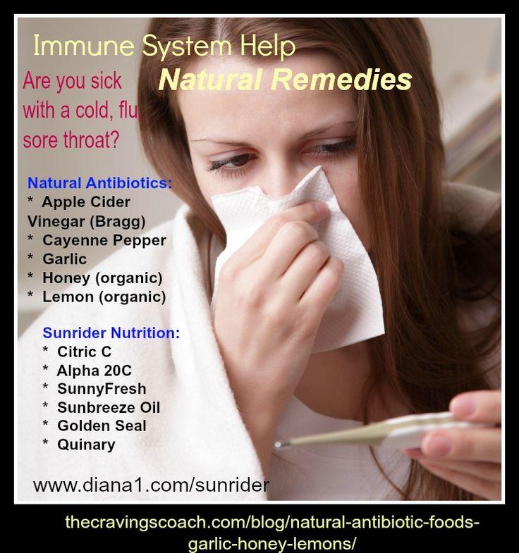 Natural Remedies Sore Throat Cough
