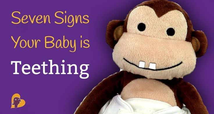 Is your baby showing teething symptoms, or are they fussy for some other reason? Well, if you see these 7 signs, they almost certainly are teething. https://www.mamanatural.com/7-signs-your-baby-is-teething/