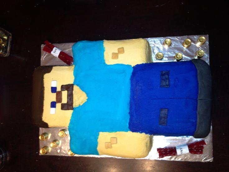 Minecraft Steve Craft