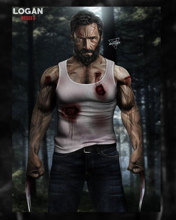 LOGAN poster by spidermonkey23.deviantart.com on @DeviantArt