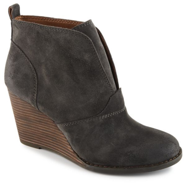 """A fierce choice with party dresses or skinny jeans, the Yestin women's bootie by BCBG adds a definite """"wow"""" factor to any ensemble"""