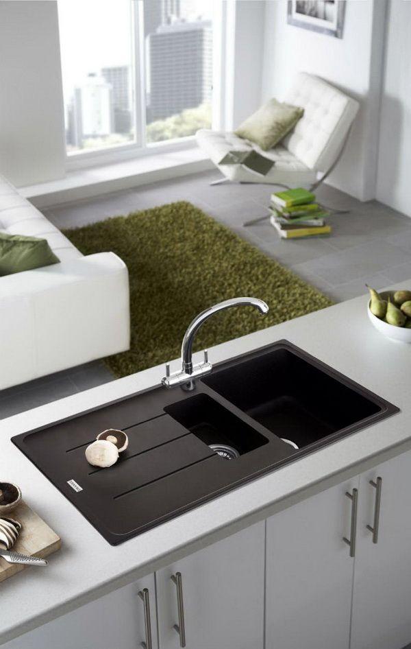 Unique Corner Kitchen Sink