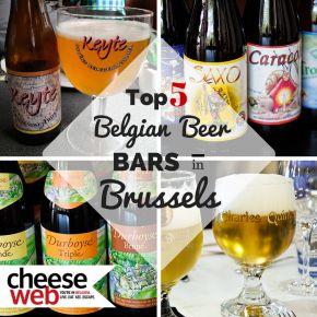 Top 5 Belgian Beer Bars in Brussels: Belgium in a Glass