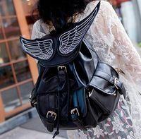 Милые Животные Индивидуальный Характер Ангельские Крылья Сумки Рюкзаки Большой Размер Девушка Подарок Оптовая