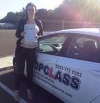Congratulations to Lauren Lacey  of Gillingham Kent, who passed her Practical driving test first time on Monday 20th July on her first attempt with only 1 minor error. Lauren passed her driving test at the Gillingham driving test centre. Well done Lauren, thoroughly deserved for your hard work. It's been a real pleasure helping you achieve your full licence. Lauren I hope to see you driving around Gillingham very soon. This should really make a massive difference to you , and give you that…