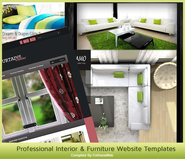 17 Best Images About Interior Furniture Website Templates On Pinterest Interior Design