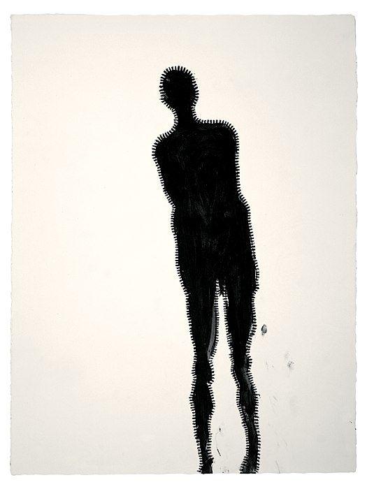 UNDER MY SKIN Antony Gormley sculptures, paintings, plastic arts, visual arts, art
