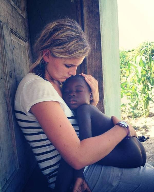 I will not leave you as orphans; I will come to you. | Mission of Hope Haiti  Pinterest: @elipry