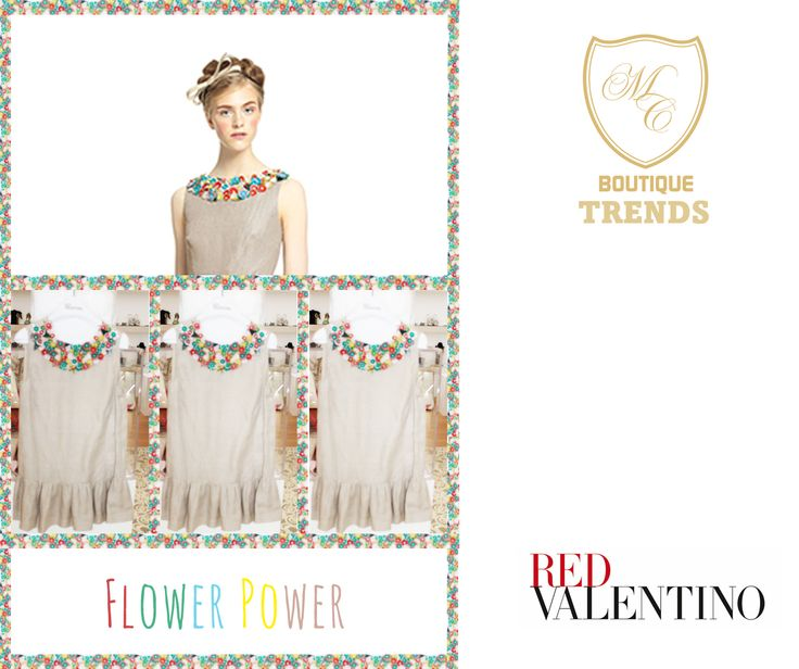 Flores...quem lhes resiste?  #flowerpower #redvalentino