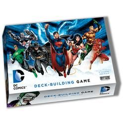 DC: Deck Building Game