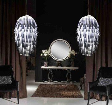 Wedding Lighting - contemporary - chandeliers - sydney - Mel's Creative Designs