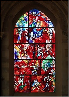 Marc Chagall, Chichester Cathedral, 1978