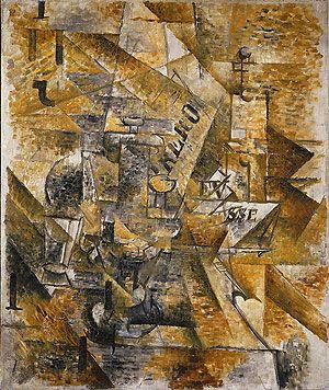 Exploring The Concept Of Cubism Art Essay