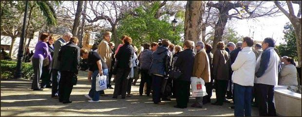 Infopalancia: El PSPV de Segorbe quiere turistas de Tercera Edad...
