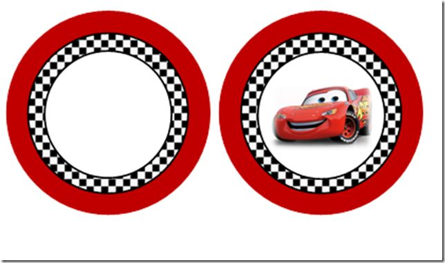 cars banner party