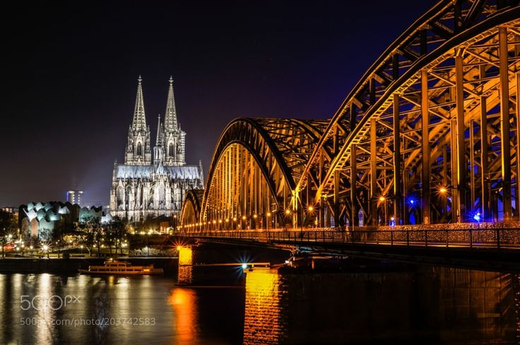 Cologne by PhilippOberberg #architecture #building #architexture #city #buildings #skyscraper #urban #design #minimal #cities #town #street #art #arts #architecturelovers #abstract #photooftheday #amazing #picoftheday