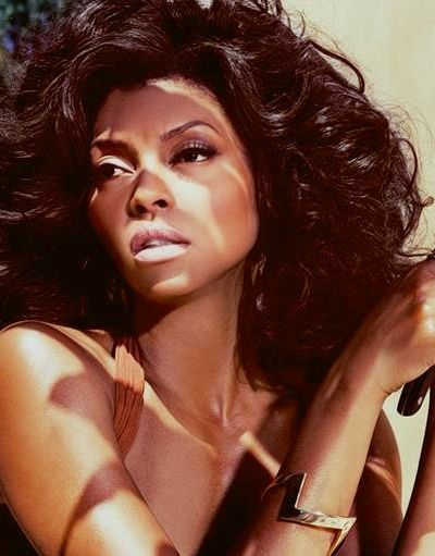 Something about Taraji P. Henson
