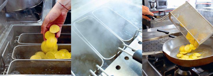 Cottura della pasta fresca congelata