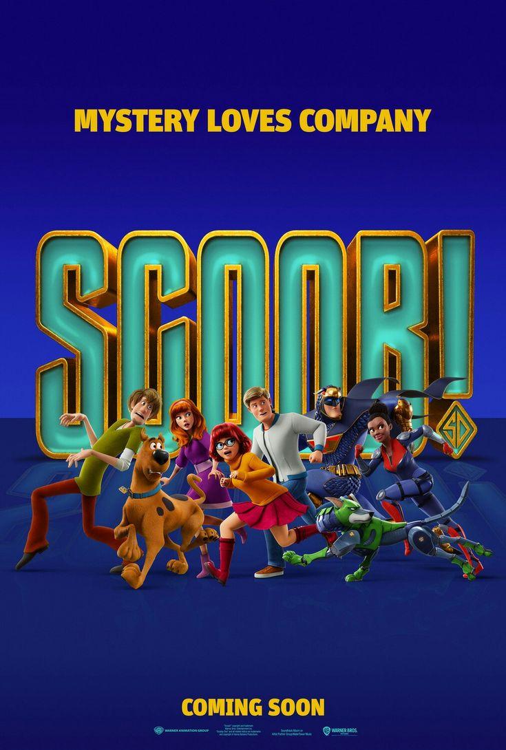 Pin En Scooby Doo