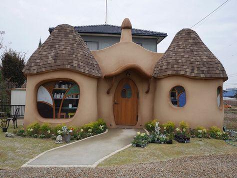 2202 best cob earth house images on pinterest cob houses - Exteriores de casas rusticas ...