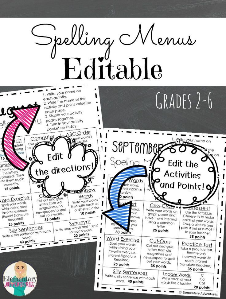 Ready for an exciting NEW way to assign weekly spelling homework? This spelling menu incorporates research proven Whole Brain teaching techniques and Howard Gardner's Theory of Multiple Intelligences. By adding numerous choices for the students to pick fr