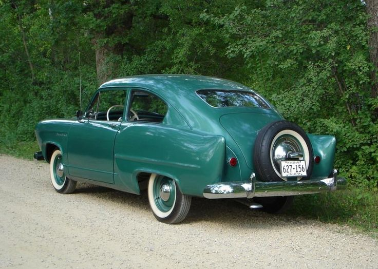 1952 Henry J., sold by Sears & Roebuck department stores