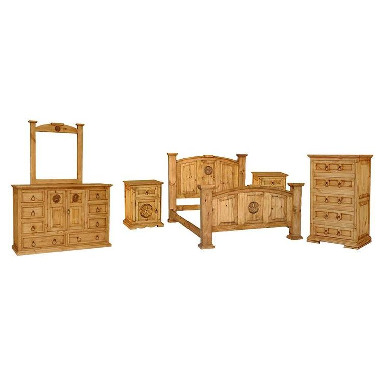 Rustic Pine Bedroom Furniture 488 best rustic pine furniture images on pinterest | mexican