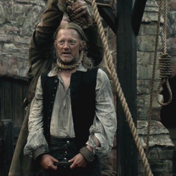 "Taran (Douglas Henshall) in ""Wentworth Prison"" of Outlander of Starz via http://outlander-online.com/2015/05/21/1390-uhq-1080p-screencaps-of-episode-1x15-of-outlander-wentworth-prison/"