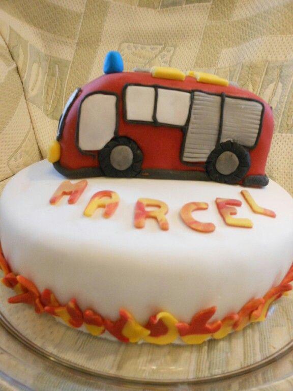 + ideas about Feuerwehr Torte on Pinterest  Feuerwehrmann sam torte ...