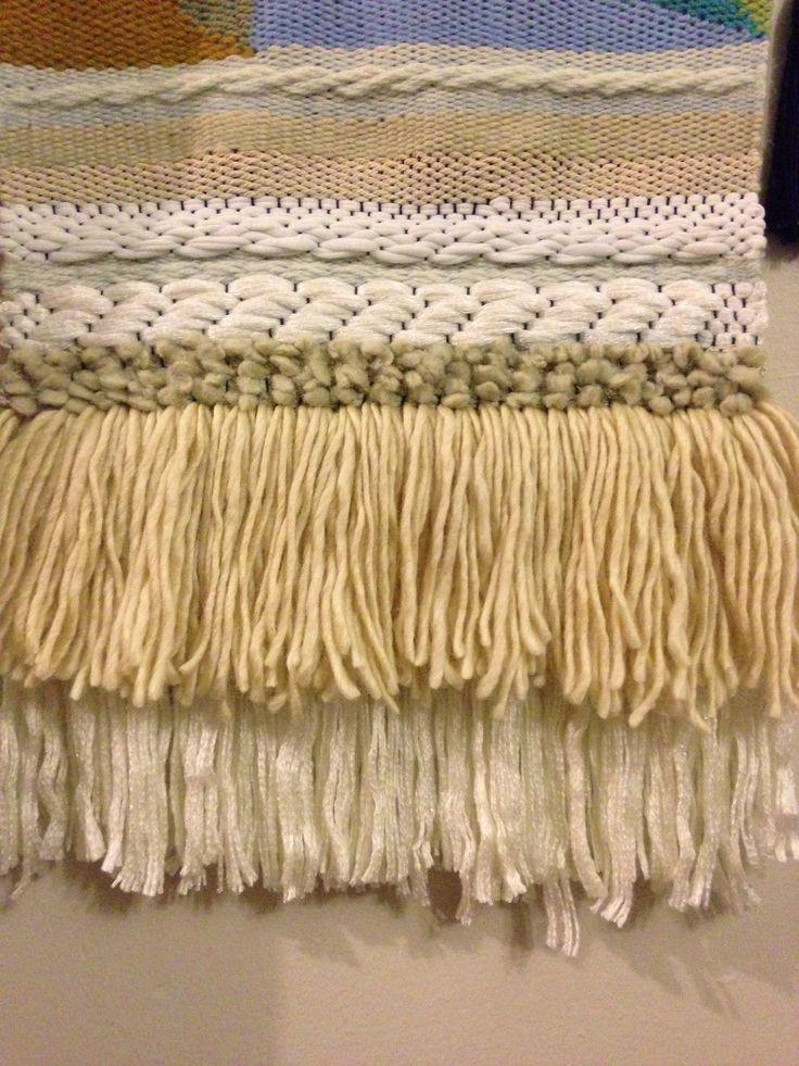Maryanne Moodie woven tapestry
