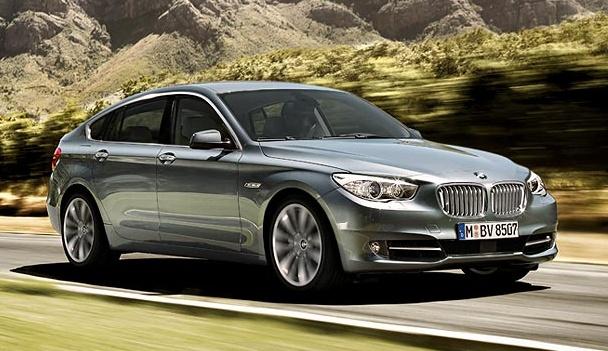 Enekuri Motor: BMW Serie 5 Gran Turismo
