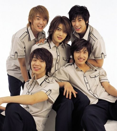 TVXQ! ATKF! I really hope they will be like this again one day. ♡: