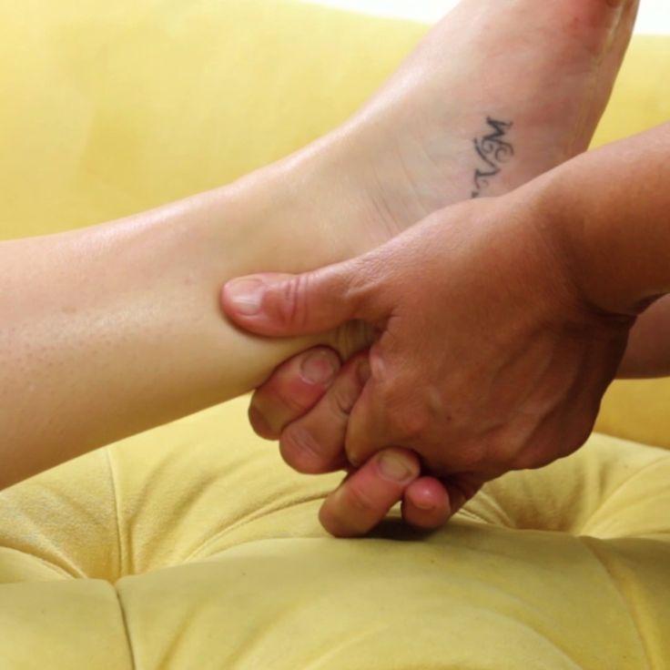 Easy Partner Foot Massage