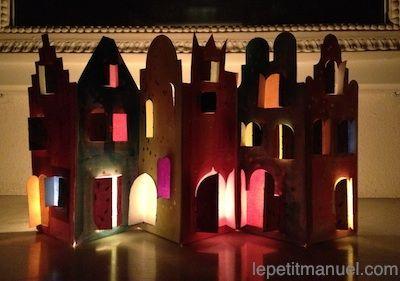 Créer une ville toute en lumière. Ou : Tout simplement magique !
