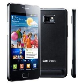Celular Desbloqueado Samsung I9100 Galaxy S II c/ Câmera 8MP   2MP Frontal, Android 2.3, 4G, Wi-Fi, GPS, Touch, MP3, FM, Bluetooth e Fone de Ouvido