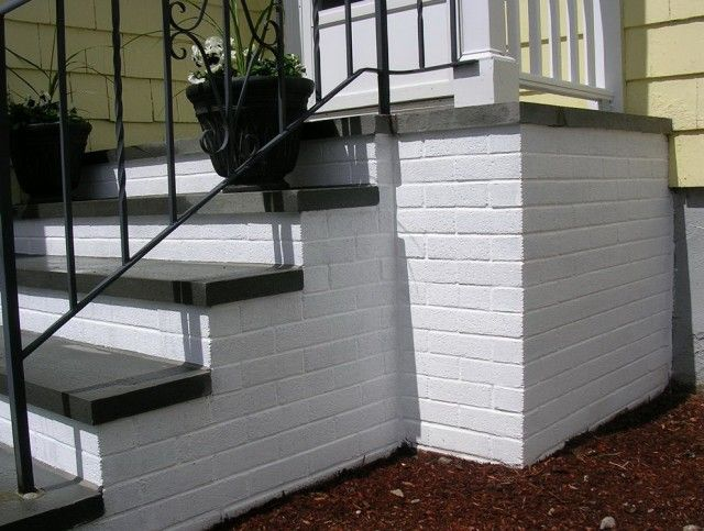 17 best ideas about painted concrete steps on pinterest paint concrete painting concrete and. Black Bedroom Furniture Sets. Home Design Ideas