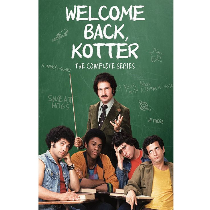 Welcome Back Kotter Complete Series (DVD)
