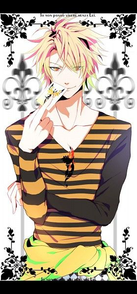 Amnesia omg stawp it Toma, my fragile heart D: Just lock me up already! <------ He is hot, but he can go die in a hole, stupid yandere.