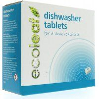 Ecoleaf Dishwasher Tablets - 70 Tablets - Ecoleaf