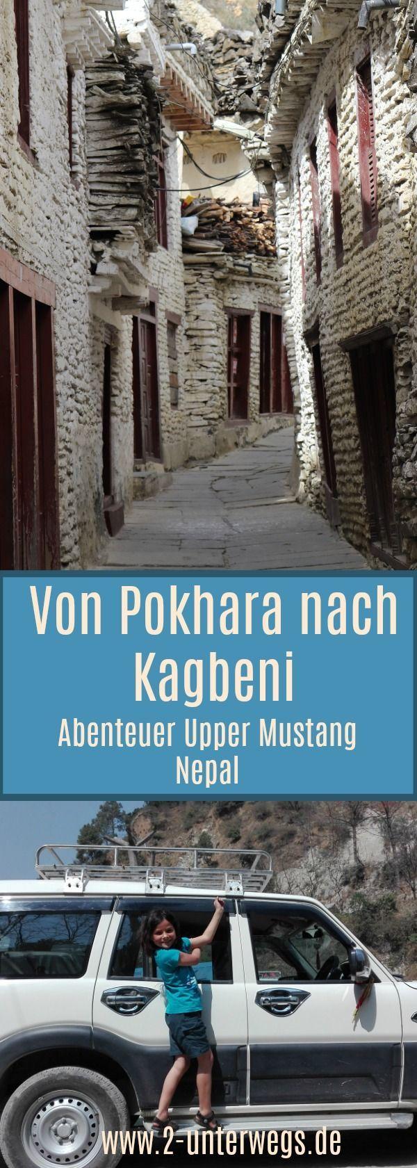 Der Start unseres tollen Abenteuers in Mustang. Mit dem Jeep sind wir von Pokhara nach Kagbeni gefahren. #reisenmitkind #nepalmitkind #nepal #uppermustang #abenteuer