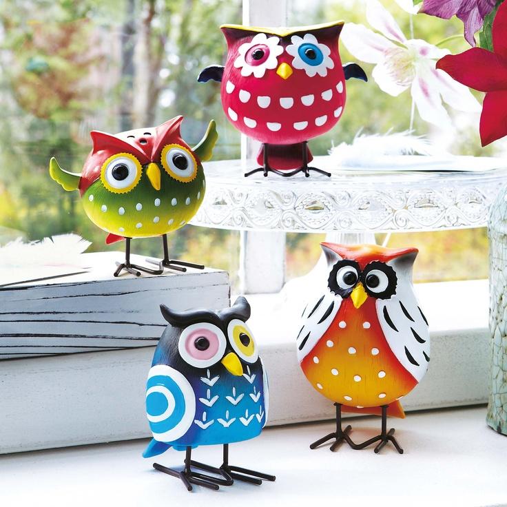 47 besten Eulen / Owl - Saison Bilder auf Pinterest | Eulen, Deko ...