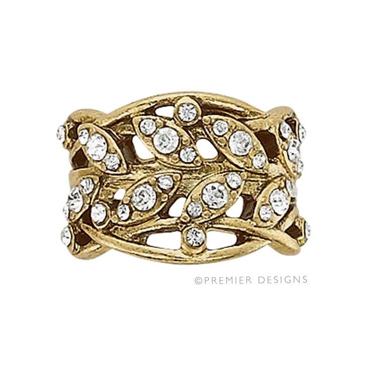 premier designs jewelry laurel ring premier designs