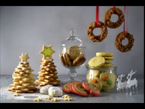 Christmas Cookies we can't resist! #Food #Tutorial #SouthAfrica