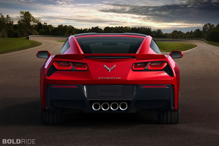 2014 Chevrolet Corvette Stingray Images | Pictures and Videos